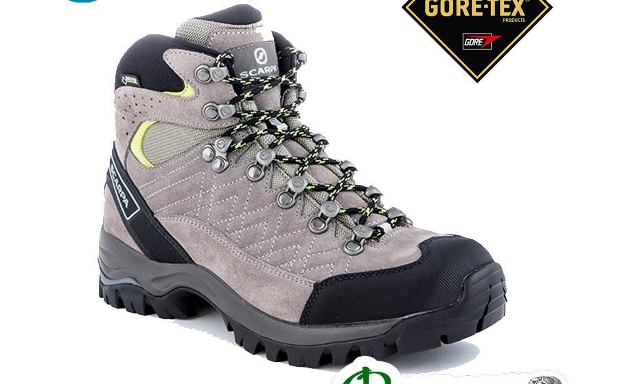 Ботинки женские Scarpa KAILASH GTX WMN