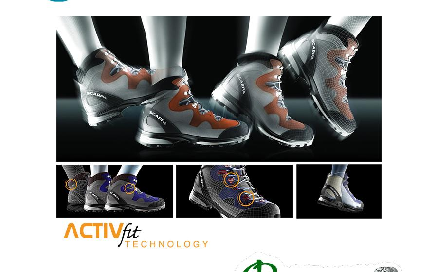 Ботинки Scarpa KAILASH GTX WMN