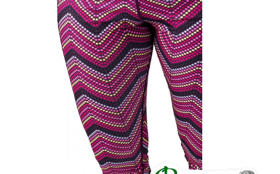 Craft MIX AND MATCH PANTS WOMAN p zigzag space