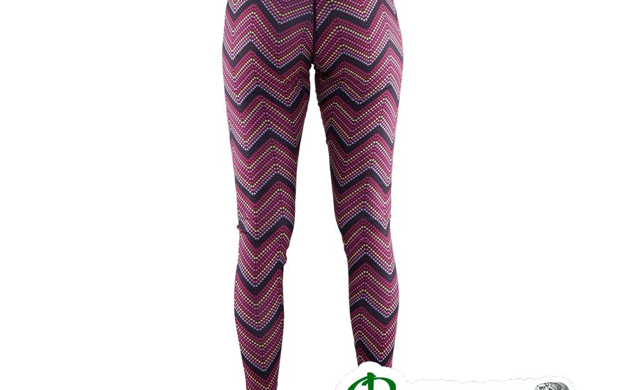 Термоштаны женские Craft MIX AND MATCH PANTS WOMAN p zigzag space