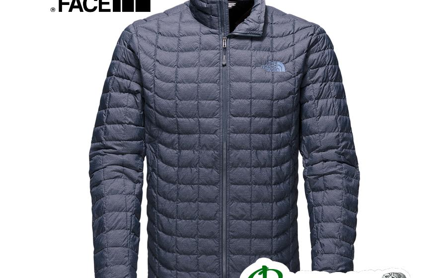 Куртка зимняя мужская The North Face M THERMOBALL FZ JKT Urban Navy Stria