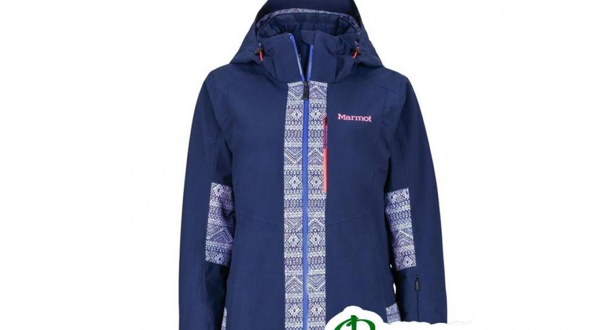 8527856670b00 ➤ Купить Куртка лыжная женская Marmot Wms CATWALK JKT arctic navy/arctic  navy chile со СКИДКОЙ + БЕСПЛАТНАЯ ДОСТАВКА