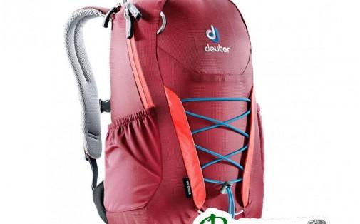 Рюкзак Deuter GO-GO XS cranberry-coral
