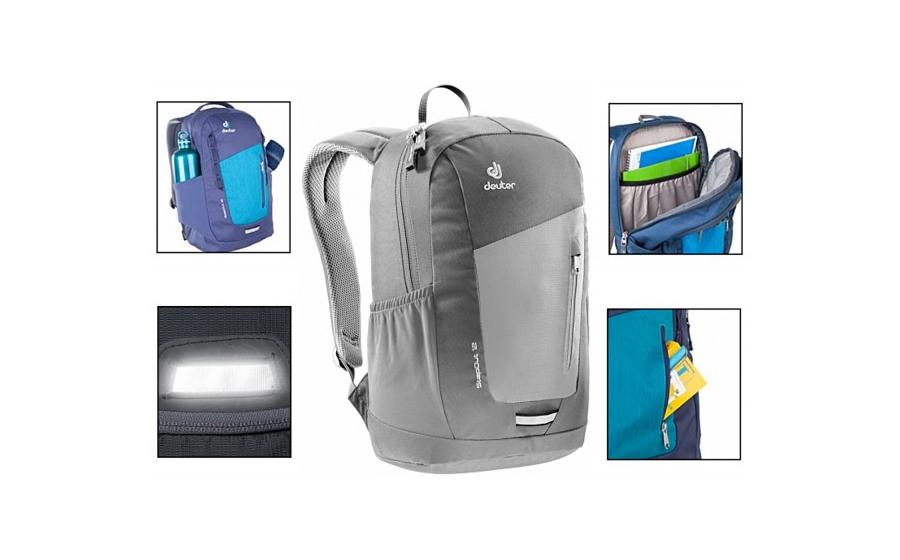 Особенности Deuter STEPOUT 12 mint-petrol