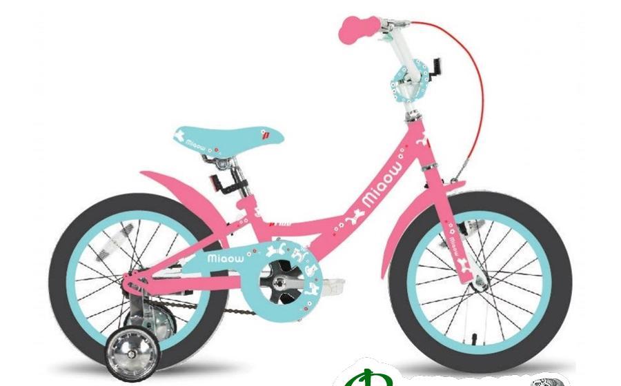 Велосипед детский PRIDE MIAOW