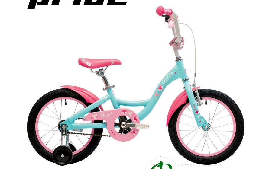 Велосипед детский PRIDE 16 ALICE