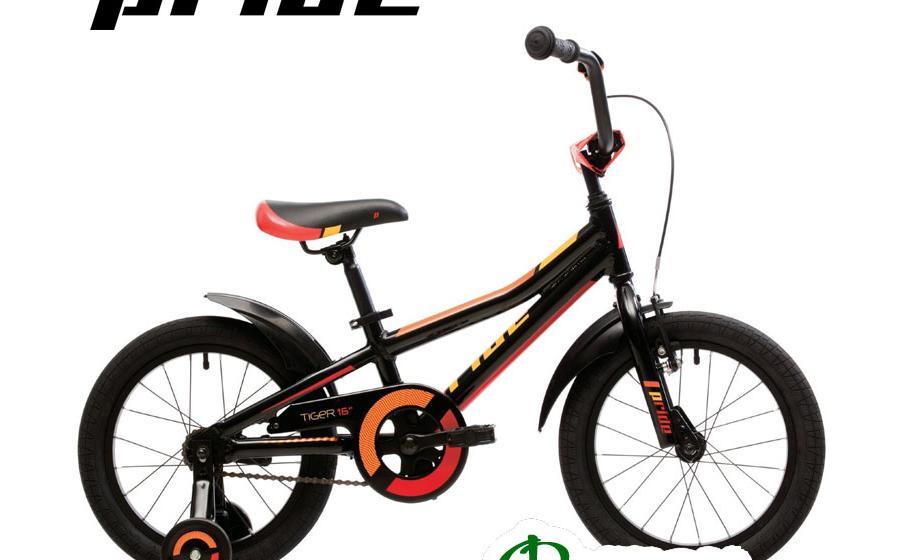 """Велосипед детский PRIDE 16"""" TIGER"""