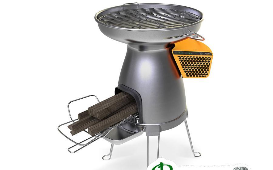 горелка-зарядка Biolite BASECAMP