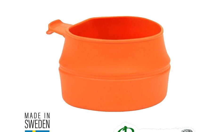 Чашка Wildo FOLD-A-CUP orange
