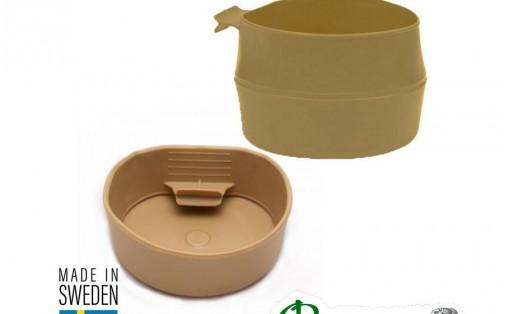 Чашка миска Wildo FOLD-A-CUP BIG desert 600 мл