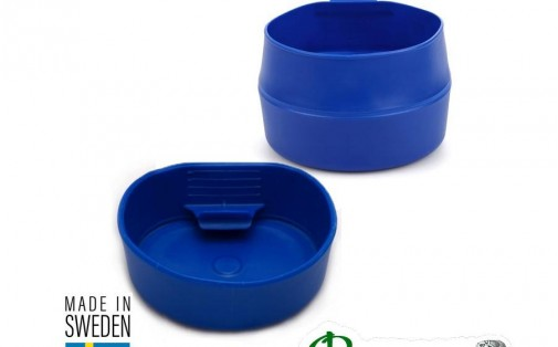 Чашка миска складная Wildo FOLD-A-CUP BIG navy blue 600 мл