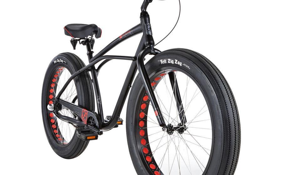 Велосипед фетбайк FELT CRUISER FLOAT вид спереди
