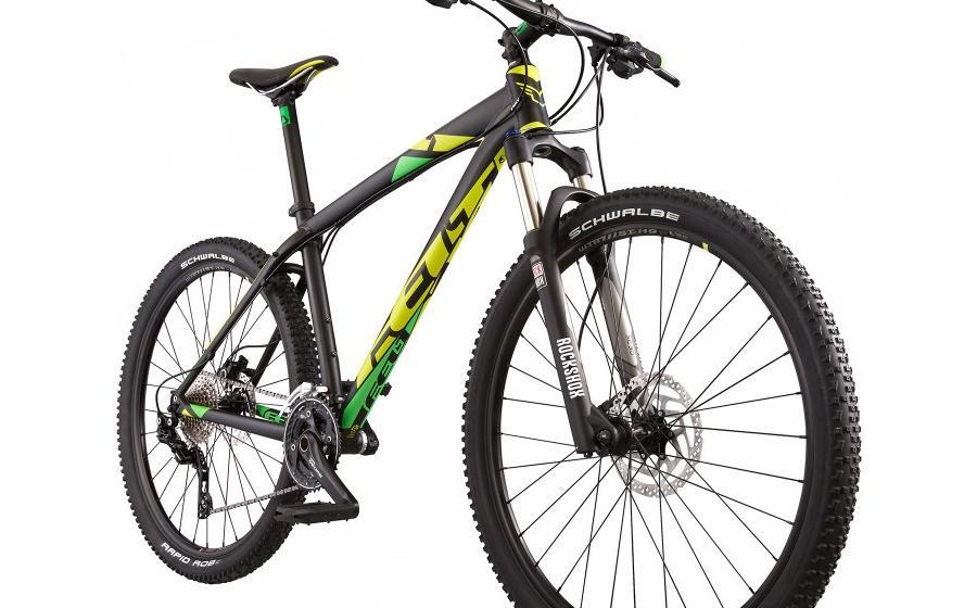 Велосипед мужской FELT NINE 50 вид спереди