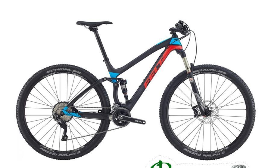 Велосипед двухподвес FELT EDICT 3