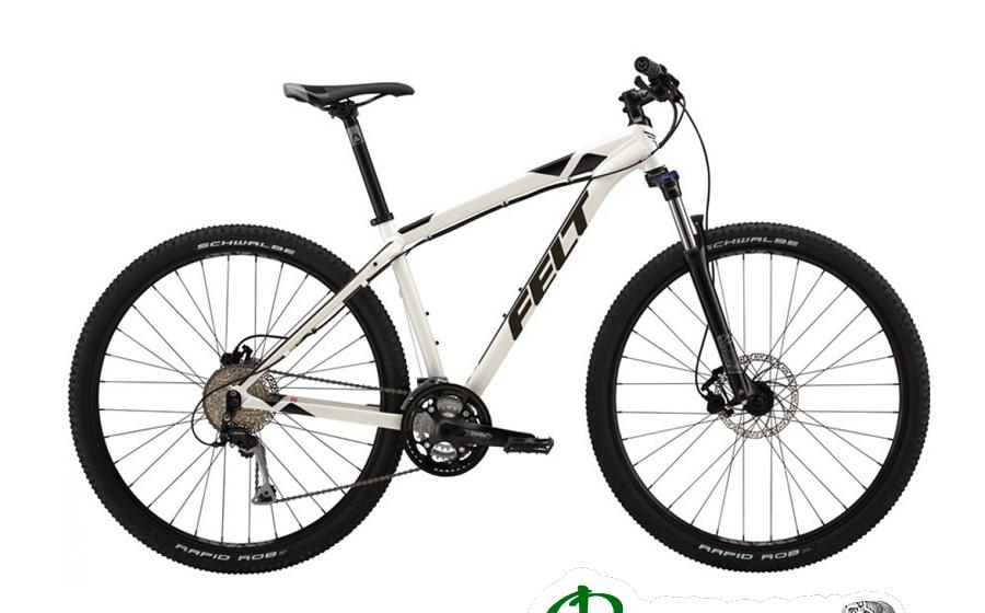 Велосипед мужской FELT MTB NINE 70 L gloss white XL 22""