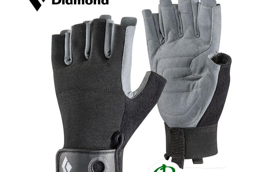 Перчатки Black Diamond CRAG HALF-FINGER GLOVES