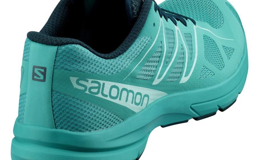 Кроссовки Salomon SONIC PRO 2 W пятка