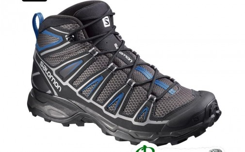 Туристические ботинки Salomon X ULTRA MID AERO