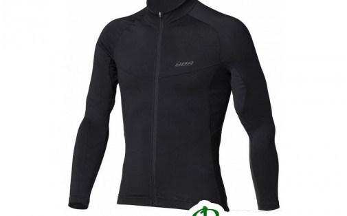 Джерси BBB BBW-237 TRANSITION jersey black