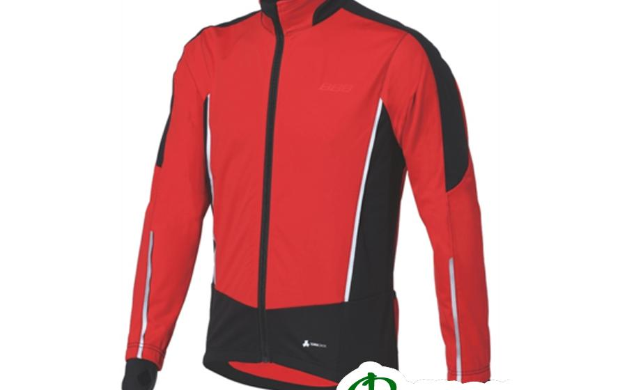 Велокуртка термодрез BBB BBW-261 CONTROLSHIELD winterjacket man red