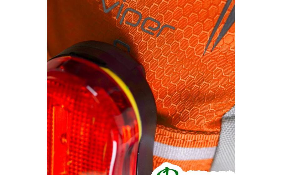 Крепление для мигалки Osprey VIPER 13 blaze orange