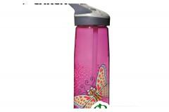Фляга тритановая Laken TRITAN JANNU 0,75L Kukuksumusu pink