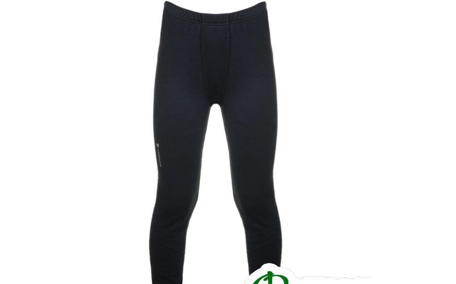 Термоштаны детские Thermowave JUNIOR ACTIVE LONG PANTS black
