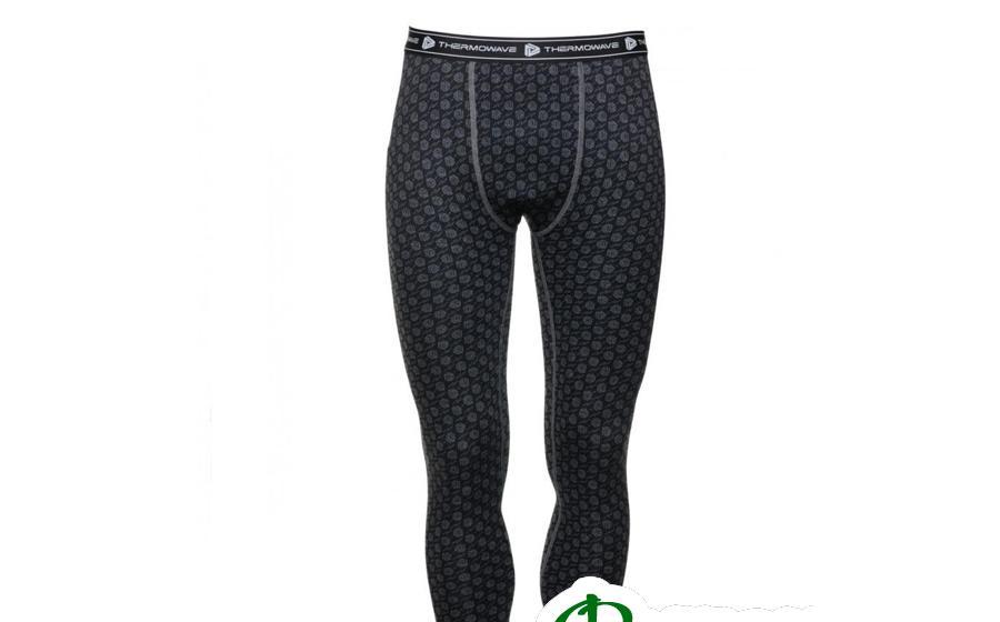 Термоштаны мужские Thermowave MERINO XTREME LONG PANTS M black