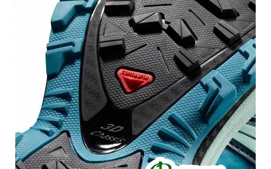 Кроссовки Salomon S XA PRO 3D GTX подошва