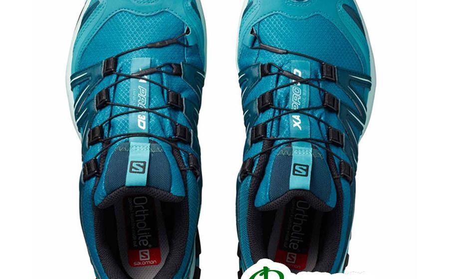 Кроссовки Salomon S XA PRO 3D GTX шнуровка