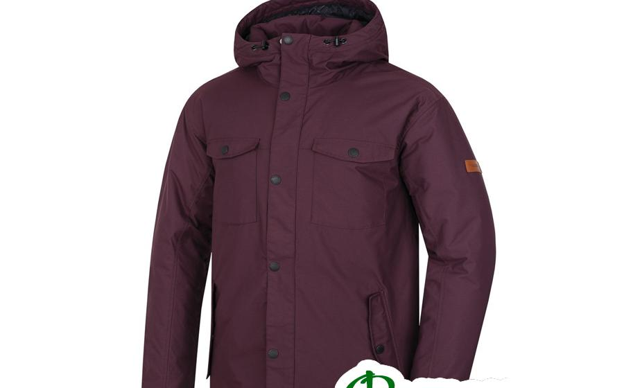 Куртка мужская зимняя Hannah HOLE fudge