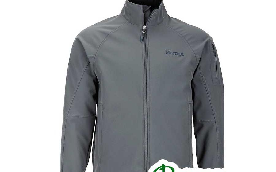 Куртка мужская Marmot Softshell GRAVITY JKT slate grey