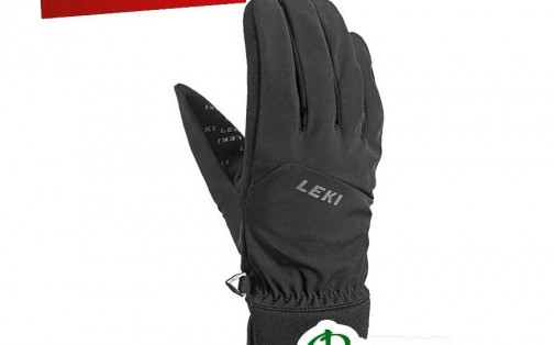 Перчатки Leki TRAIL black