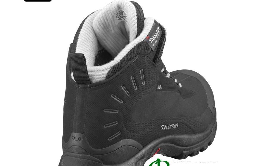 Salomon DEEMAX 3 TS WP задник