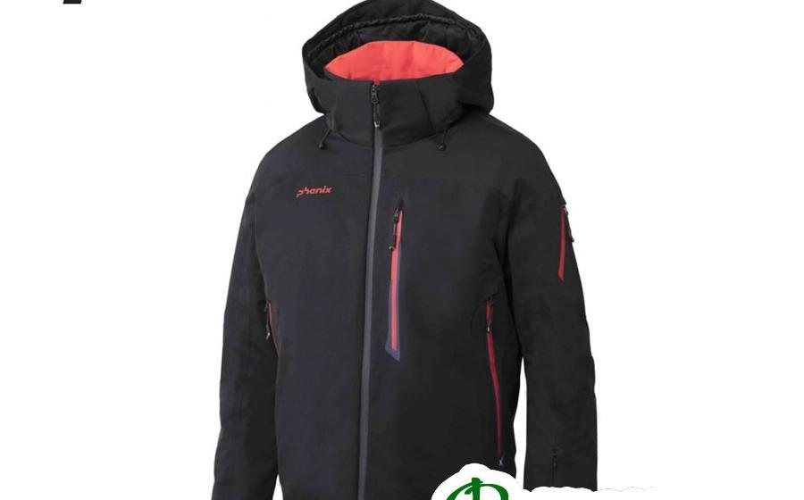 Куртка лыжная мужская Phenix BOULDER JKT BK