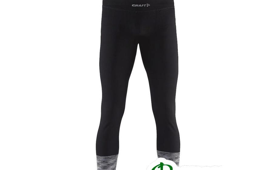 Термобелье штаны Craft WOOL COMFORT 2,0 PANTS M black/dk grey me