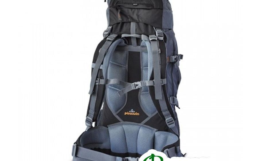 Рюкзак туристический Pinguin ACTIVENT 55 черно-серый NEW