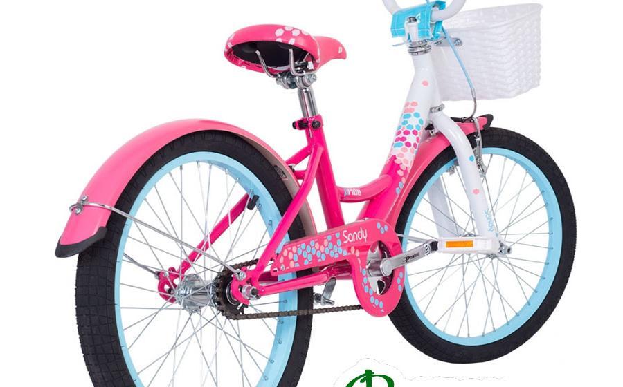 Велосипед детский PRIDE SANDY вид сзади