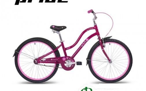 """Велосипед подростковый PRIDE 24"""" SOPHIE"""