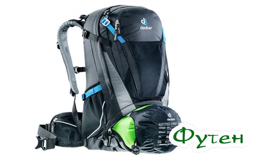 Велосипедный рюкзак Deuter TRANS ALPINE 24