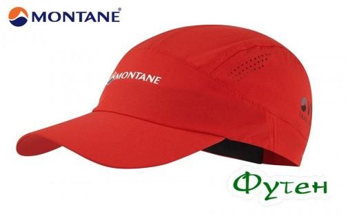 Кепка Montane CODA CAP flag red