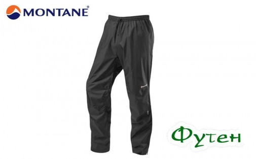 Брюки мужские Montane ATOMIC PANTS black