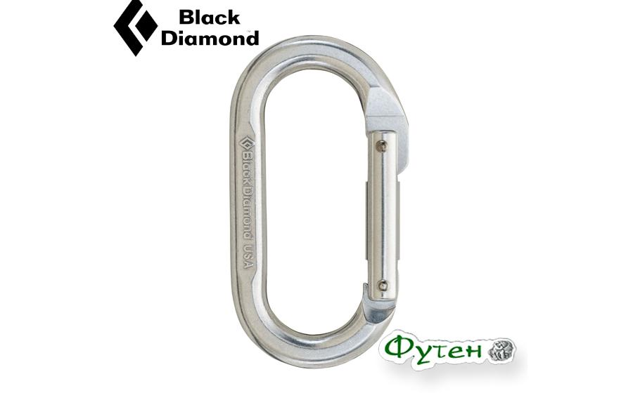 Карабин Black Diamond OVAL рolish