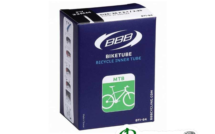 Камера велосипедная bbb BTI-64 26*2,125-2.25 FV