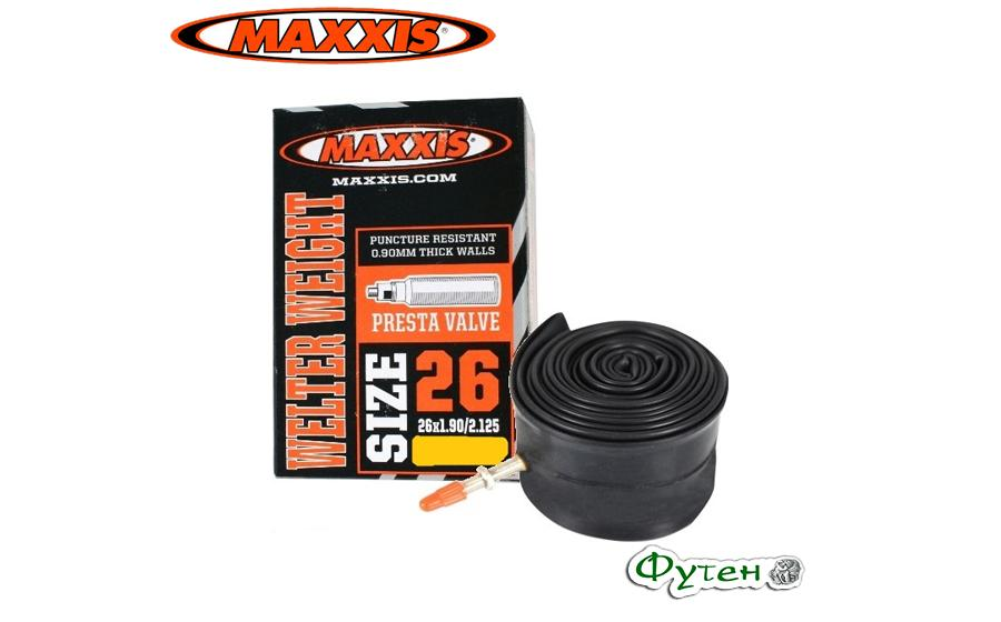 Камера Maxxis Welter Weight 26x1.90/2.125 AV