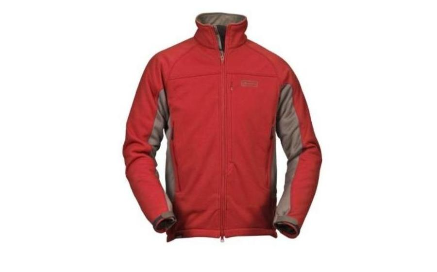Montane Polartec PUMA 2.0 deep red