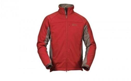 Куртка флис Montane Polartec PUMA 2.0 deep red