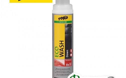 Для стирки пуховой одежды TOKO Eco Down Wash 250 ml