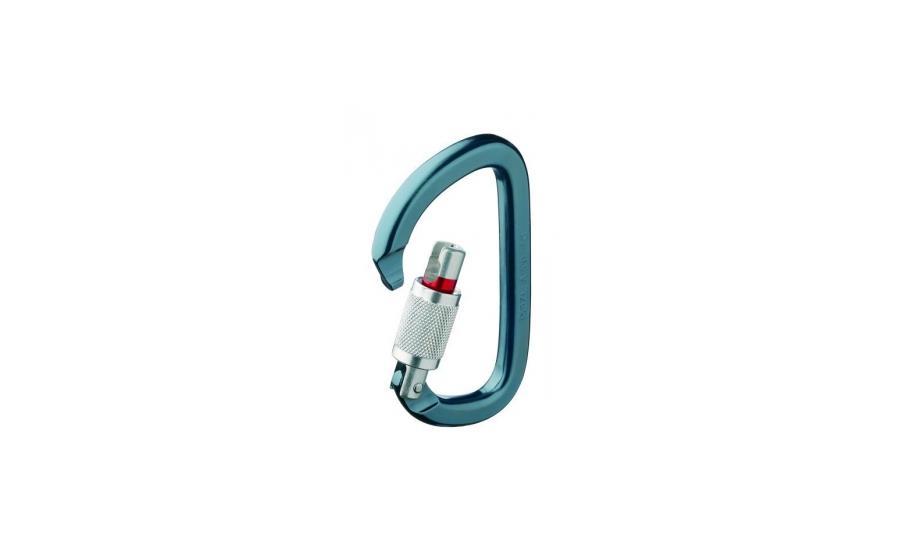 Карабин алюминиевый Petzl AmD screw-lock