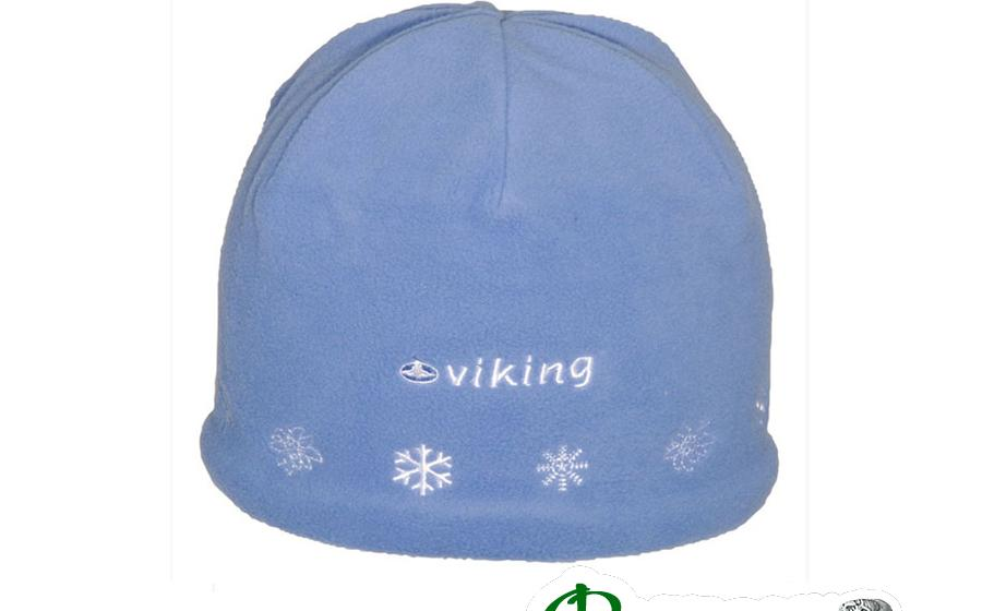 Шапка Viking POLAR голубая